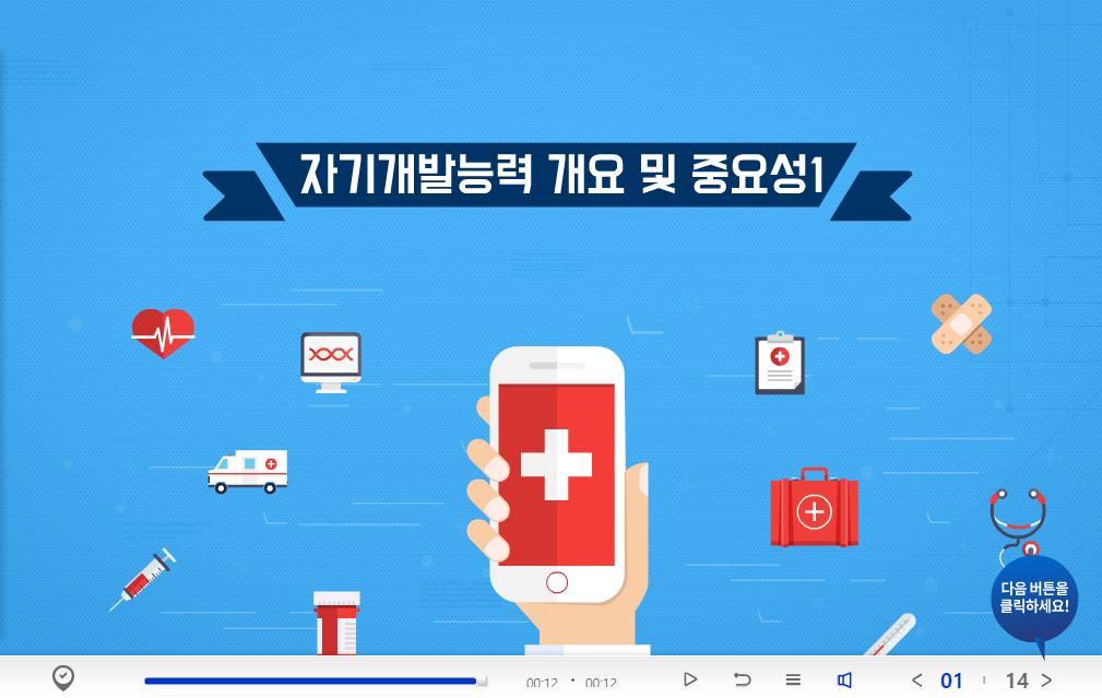 NCS직업기초능력_자기개발능력