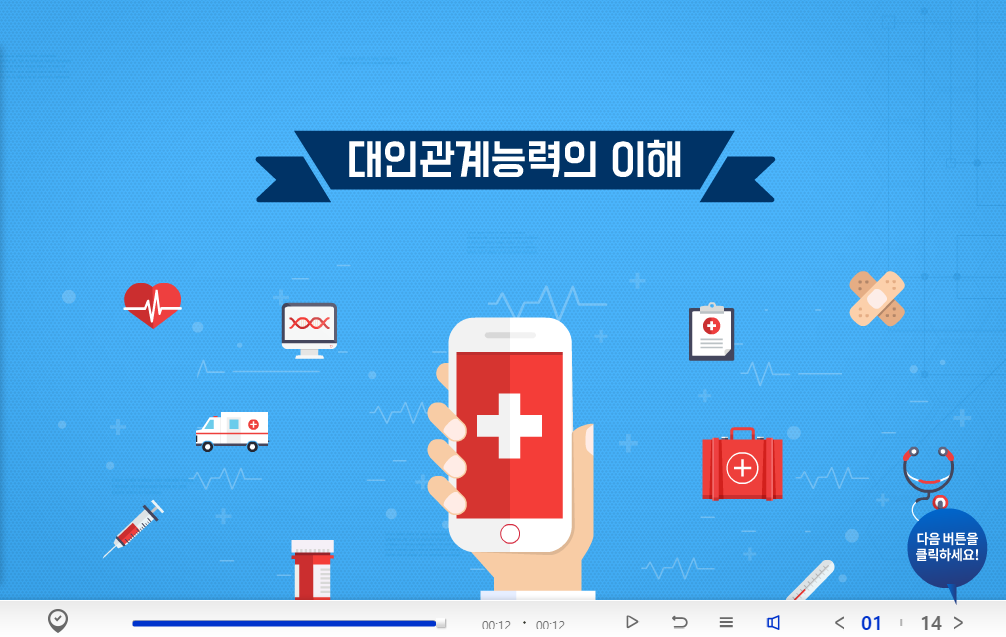 NCS직업기초능력_대인관계능력